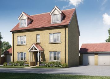 Thumbnail 5 bed detached house for sale in Four Elms Place, Chattenden, Rochester, Kent
