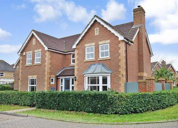 Thumbnail 4 bed detached house for sale in Stirling Road, West Malling, Kent