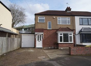 Thumbnail 3 bed semi-detached house to rent in Bell Close, Pinner