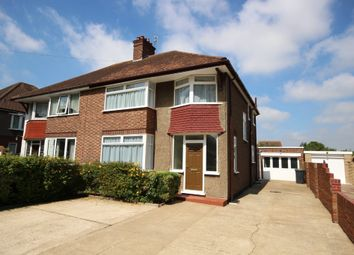 Thumbnail 3 bed semi-detached house for sale in The Lea, Lawn Avenue, Great Yarmouth