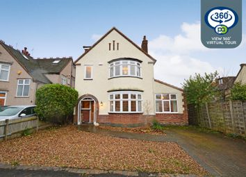 Thumbnail 5 bed detached house for sale in Eastleigh Avenue, Earlsdon, Coventry