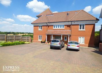 Thumbnail 2 bed flat for sale in Braiswick, Colchester, Essex