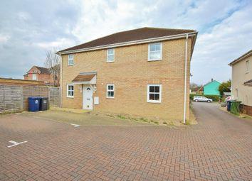 Thumbnail 2 bed flat to rent in Church Lane, Hilton, Huntingdon