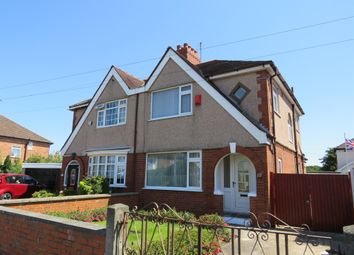 Thumbnail 3 bed semi-detached house for sale in Elm Grove, Whitby, Ellesmere Port