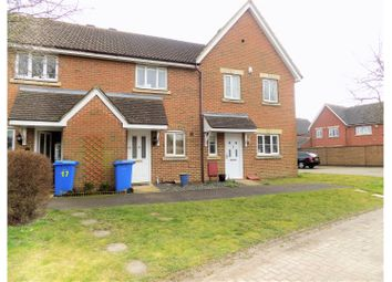 Thumbnail 2 bed terraced house for sale in Olivine Close, Sittingbourne