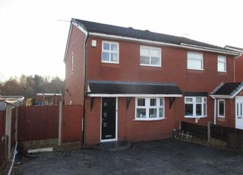 Thumbnail 2 bed semi-detached house for sale in Warlow Drive, Leigh