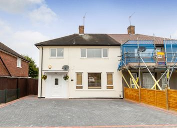 Thumbnail 3 bed semi-detached house for sale in Allerton Road, Borehamwood