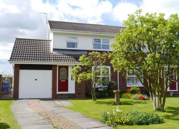 Thumbnail 3 bedroom property for sale in North Grange, Ponteland, Newcastle Upon Tyne