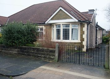 Thumbnail 2 bed semi-detached bungalow for sale in Pembroke Avenue, Morecambe