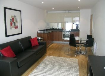 Thumbnail 1 bedroom flat to rent in Barking Central, Cutmore Ropeworks, Essex