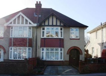 Thumbnail 3 bed terraced house to rent in Spring Road, Southampton, Southampton