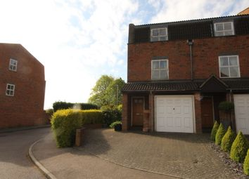 Thumbnail 3 bed end terrace house for sale in Twin Foxes, Woolmer Green, Knebworth