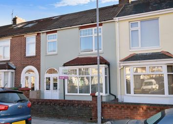 Thumbnail 3 bedroom terraced house for sale in Aylen Road, Portsmouth, Hampshire
