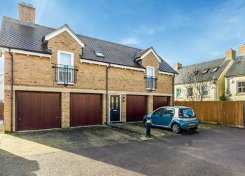 Thumbnail 2 bed maisonette to rent in Bronte Avenue, Fairfield, Hitchin, Herts
