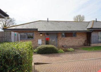 Thumbnail 2 bedroom semi-detached bungalow for sale in Dove Close, Capel St Mary