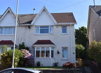 3 bed semi-detached house for sale in Eversley Road, Sketty, Swansea SA2
