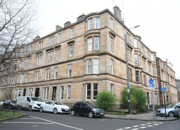 Thumbnail 3 bed flat for sale in Barrington Drive, Glasgow