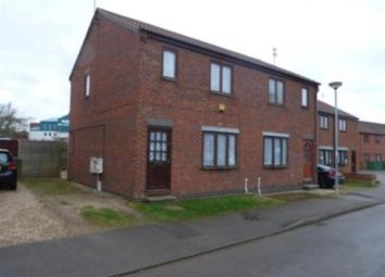 Thumbnail 3 bedroom semi-detached house for sale in St Nicholas Park, Withernsea, Hull