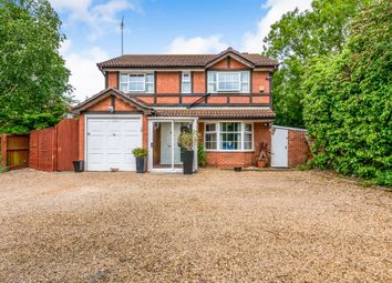 Thumbnail 4 bed detached house for sale in Marjoram Close, Northampton
