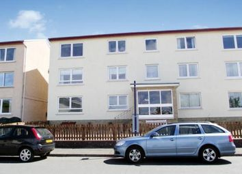 Thumbnail 2 bed flat to rent in Walkerston Avenue, Largs, Ayrshire