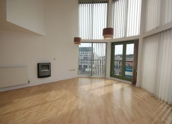 Thumbnail 2 bed flat to rent in Ebrington Street, City Centre, Plymouth