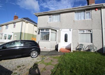 Thumbnail 3 bed semi-detached house for sale in Loughboro Road, Plymouth