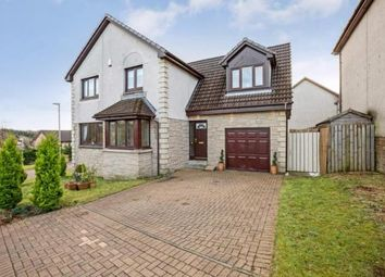 Thumbnail 4 bed detached house for sale in Tinto Drive, Cumbernauld, Glasgow, North Lanarkshire