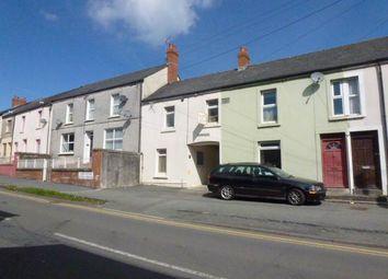 Thumbnail 3 bedroom property to rent in Lammas Street, Carmarthen, Carmarthenshire