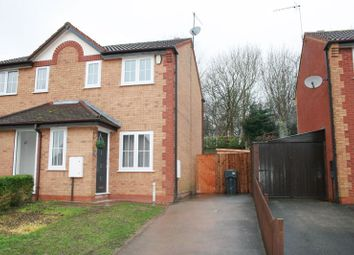 Thumbnail 2 bed semi-detached house to rent in Knowesley Close, Bromsgrove