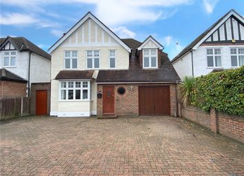4 bed detached house for sale in Coleford Bridge Road, Mytchett, Camberley GU16