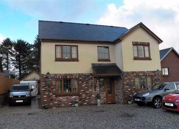 Thumbnail 5 bed detached house for sale in Heol Yr Ysgol, Cefneithin, Llanelli