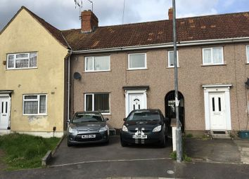 Thumbnail 3 bedroom terraced house to rent in Tiverton Walk, Fishponds, Bristol