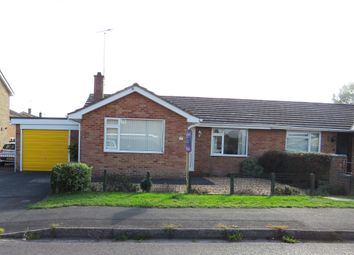 Thumbnail 3 bed semi-detached bungalow for sale in Burnham Road, Fordingbridge
