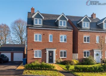 5 bed detached house for sale in Holden Park, Stafford ST18