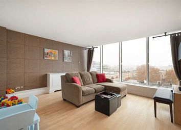 Thumbnail 3 bed flat to rent in Marathon House, London