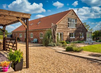 Thumbnail 5 bed detached house for sale in Holme, Scunthorpe