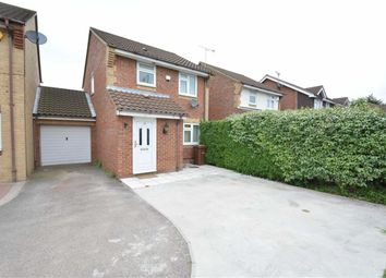 Thumbnail 3 bed link-detached house to rent in Drake Road, Chafford Hundred, Essex