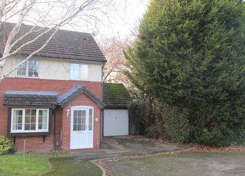 Thumbnail 3 bed end terrace house for sale in Clos Brynafon, Gorseinon, Swansea