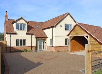 Thumbnail 4 bed detached house for sale in Tutts Lane, West Wellow, Romsey