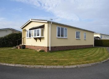 Thumbnail 3 bed mobile/park home for sale in St Merryn, Nr Padstow, Cornwall