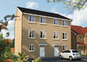 "Thumbnail 3 bedroom semi-detached house for sale in ""The Winchcombe"" at Duffet Drive, Winnersh, Wokingham"