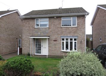 Thumbnail 3 bed detached house for sale in Blackberry Way, Oulton, Lowestoft