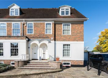Thumbnail 3 bed end terrace house for sale in Cambisgate, 109 Church Road, London