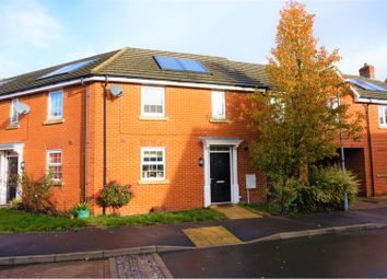 Thumbnail 2 bed end terrace house for sale in Lords Close, Swindon