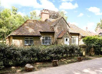Thumbnail 3 bed detached bungalow for sale in Stedham, Midhurst, West Sussex