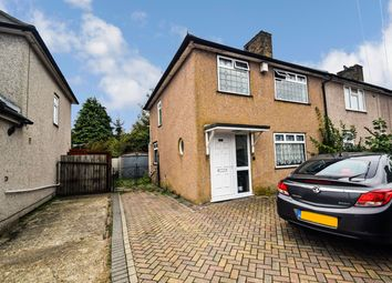 Thumbnail 3 bed end terrace house for sale in Rothwell Road, Dagenham