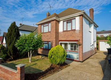 Thumbnail 4 bed detached house for sale in Ashcombe Close, Leigh-On-Sea, Essex