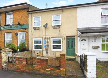 Thumbnail 3 bed terraced house for sale in Lower Farnham Road, Aldershot