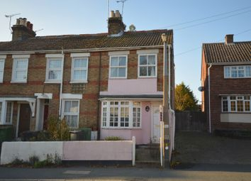 Thumbnail 2 bed end terrace house to rent in Church Street, Braintree