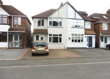 Thumbnail 3 bedroom semi-detached house for sale in Tachbrook Road, Whitnash, Leamington Spa